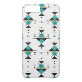Colorful Southwestern Tribal Geometric Pattern iPhone 8 Plus/7 Plus Case