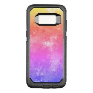 Colorful Sponge Print Samsung Case