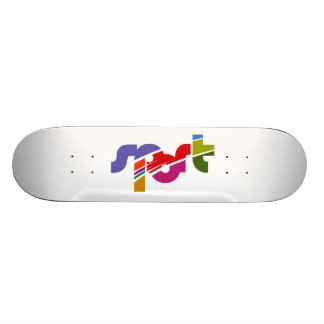 Colorful 'Sport' Skate Deck