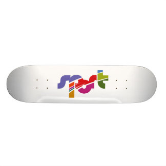 Colorful 'Sport' Skate Decks