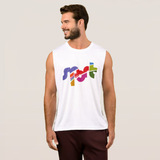 Colorful 'Sport' Tank Top