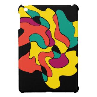 Colorful spot iPad mini cover