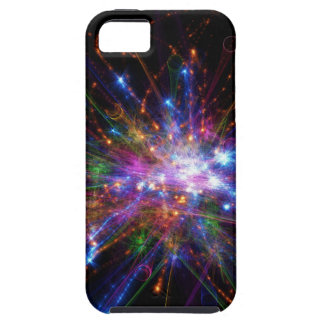 Colorful spot iPhone 5 cases