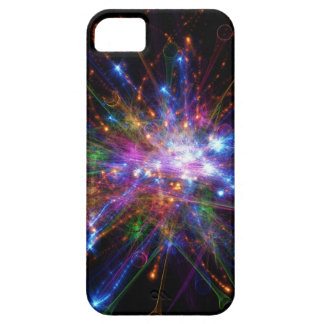 Colorful spot iPhone 5 cover
