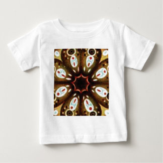 colorful spot pattern baby T-Shirt