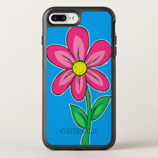 Colorful Spring Flower OtterBox Symmetry iPhone 8 Plus/7 Plus Case