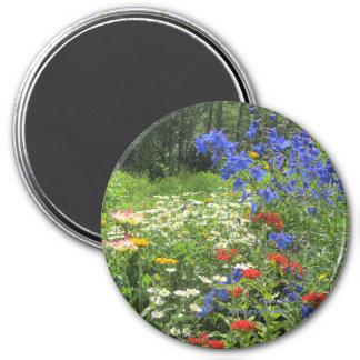 Colorful Spring Garden! Magnet