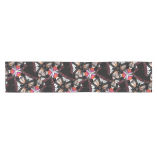 Colorful Springtime and Dragonflies table runner