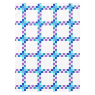 Colorful Squares Table Cloth Tablecloth