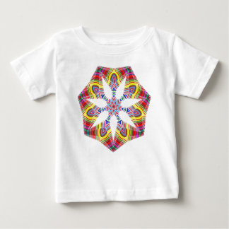 Colorful Star Baby T-Shirt