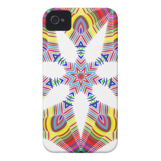 Colorful Star Case-Mate iPhone 4 Case