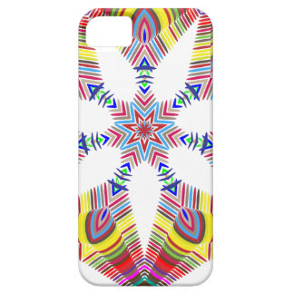 Colorful Star iPhone 5 Case