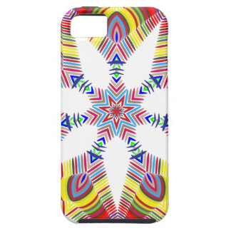Colorful Star iPhone 5 Cases