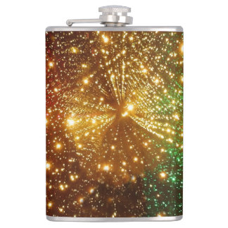 Colorful Starry Sky Flasks