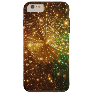 Colorful Starry Sky Tough iPhone 6 Plus Case