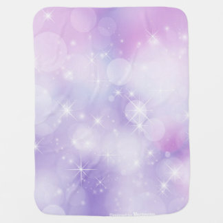 Colorful Stars Baby Blanket By: Green Geko Beach