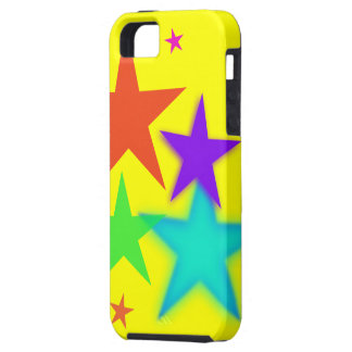 Colorful Stars iPhone 5 Hard Case