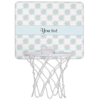 Colorful Stars Mini Basketball Hoop