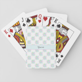 Colorful Stars Playing Cards
