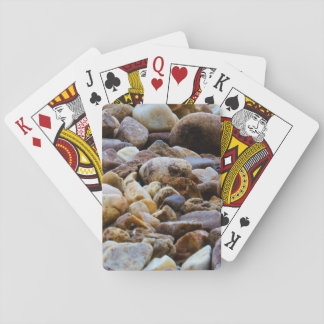 Colorful Stones Playing Cards