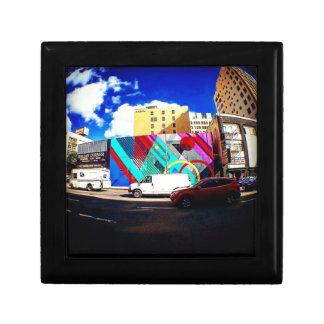 Colorful Street Art Gift Box