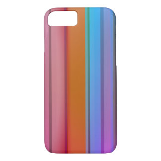 Colorful Stripes iPhone 8/7 Case
