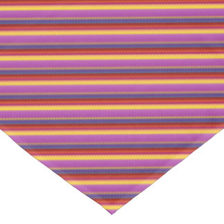 Colorful Stripes Tablecloth