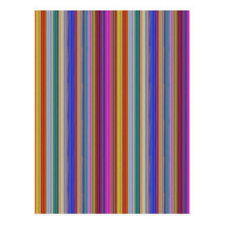 Colorful stripes template add text image graphics postcard