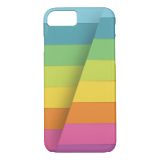 colorful stripped cover