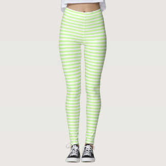 Colorful Strpes Leggings