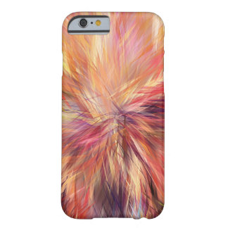 Colorful Structure Lines Art Design, iPhone 6/6s Barely There iPhone 6 Case