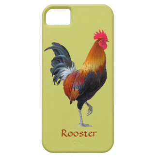Colorful Strutting Rooster iPhone 5 Casemate iPhone 5 Cover