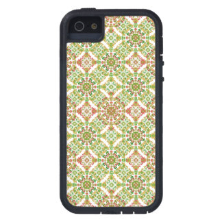 Colorful Stylized Floral Boho iPhone 5 Case