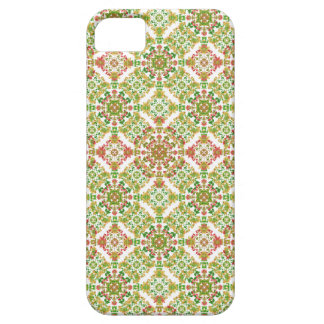 Colorful Stylized Floral Boho iPhone 5 Cover