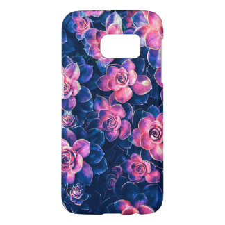 Colorful Succulent Plants Samsung Galaxy S7 Case