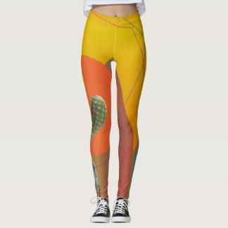 Colorful Summer mood custom  Leggings