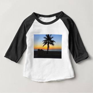 Colorful Sunrise Baby T-Shirt