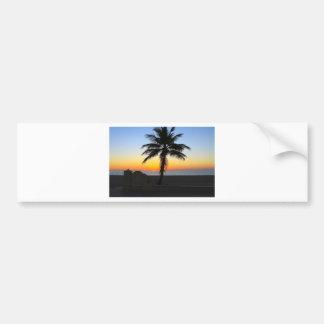 Colorful Sunrise Bumper Sticker
