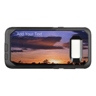 Colorful Sunset by Shirley Taylor OtterBox Commuter Samsung Galaxy S8 Case