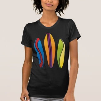 Colorful Surfboards T-Shirt
