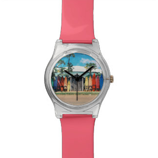 Colorful Surfboards Watch