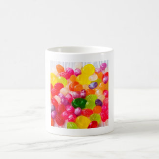 Colorful Sweet Candies Food Lollipop Coffee Mug