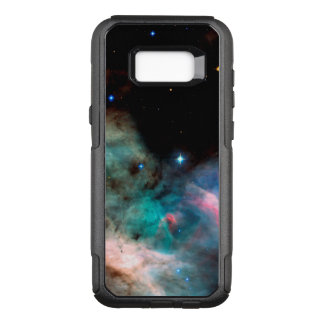 Colorful Tadpole Galaxy by Hubble OtterBox Commuter Samsung Galaxy S8+ Case