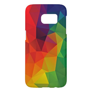 Colorful Texture Samsung Galaxy S7 Case