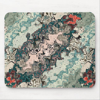 Colorful Textures Pattern 1 Mouse Pad