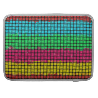 colorful tile Macbook Pro 15 Sleeve For MacBook Pro