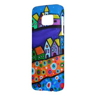 Colorful Town Samsung Galaxy S7 Case