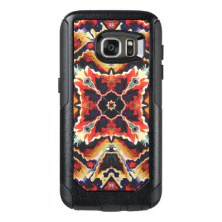 Colorful Tribal Geometric Abstract OtterBox Samsung Galaxy S7 Case