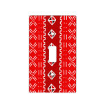 Colorful Tribal Pattern Light Switch Plates