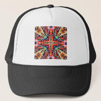 Colorful Tribal Pattern Trucker Hat
